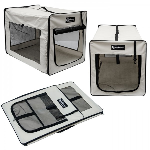 Tiertransportbox EPR-TB-06 XL Beige