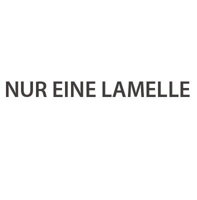 Falttür Norderney 011 Zubehör Lamelle