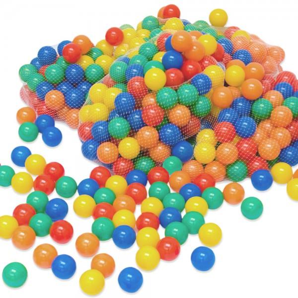 Bällebadbälle 6 cm Durchmesser 1 x 100 Bälle