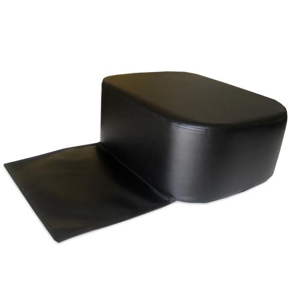 Friseur Kindersitz schwarz