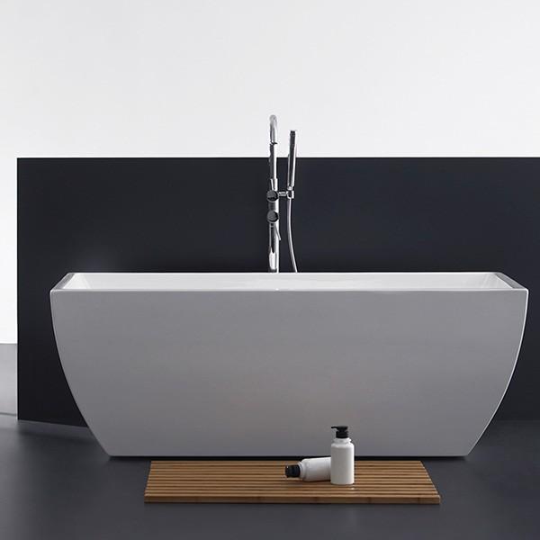 Badewanne Kefalonia weiß Acryl 1700x780x600mm