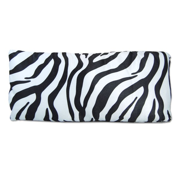 Deko-Kissen Zebra Tierfell-Look 50x20