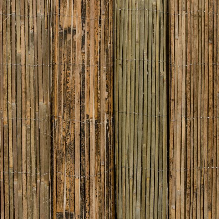 Bambus Sichtschutz 300 X 100 Cm | Zäune / Sichtschutz | Garten |  Einspreis.de