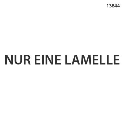 Falttür Baltrum 011 Zubehör Lamelle
