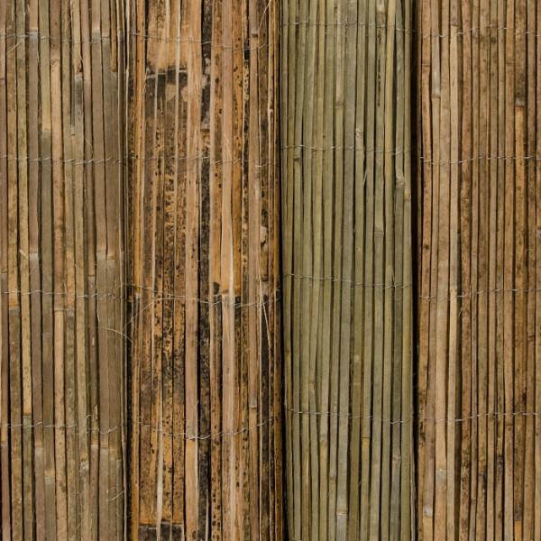 Bambus Sichtschutz 500 x 100 cm