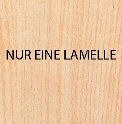 Falttür Norderney 505 Zubehör Lamelle