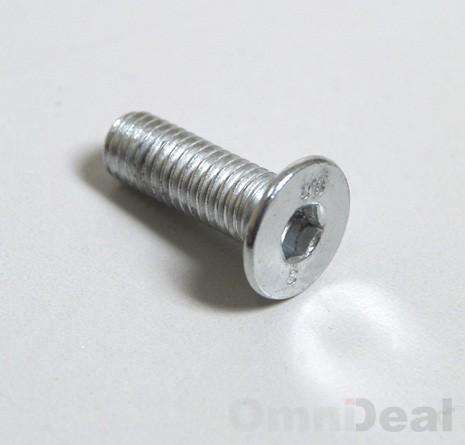 Zubehör Sisalsäule M8 2,5cm Schraube