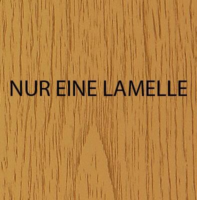 Falttür Norderney 269 Zubehör Lamelle