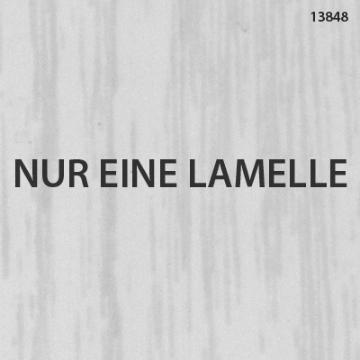 Falttür Baltrum 610 Zubehör Lamelle