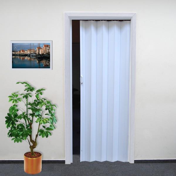 Falttür Rügen 018 weiß