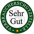 Verbrauchstzentralle Niedersachsen Gütesiegel - Bitte hier Gültigkeit prüfen!